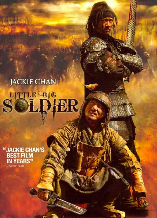 LITTLE BIG SOLDIER BY CHAN,JACKIE (DVD)